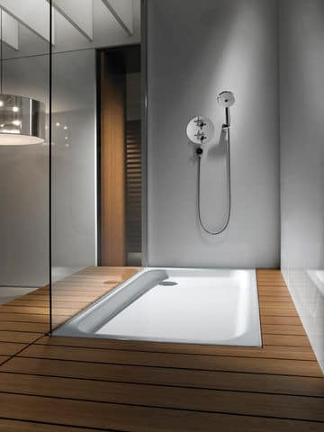Octobre 2012 cr ation bain cr ation bain - Paroi douche italienne castorama ...